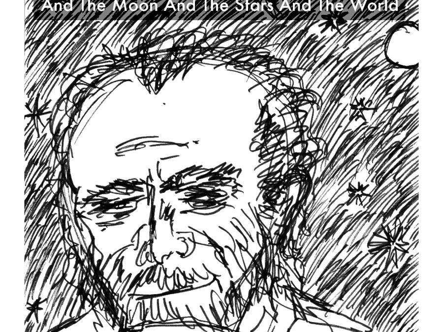 «Don't try» – Installation audiovisuelle inspirée de l'oeuvre de Charles Bukowski